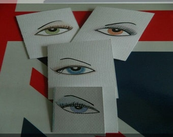 The Eyes Have It note cards