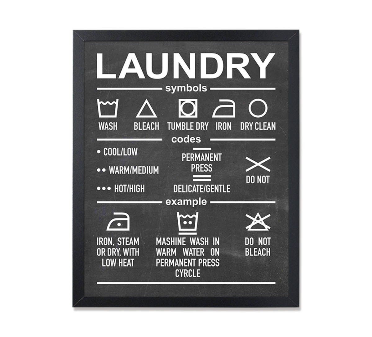 Wash care labels laundry symbols laundry guide art laundry zoom biocorpaavc Choice Image
