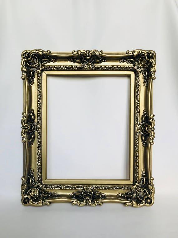 20x24 Shabby Chic Frame, Decorative French Frame, Home Decor Ornate ...