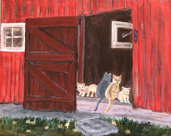 Country Cats
