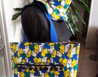 Whole bag /chapeau girl age 4/8
