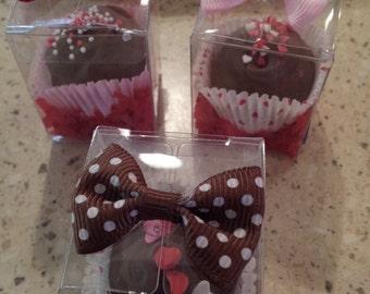 Valentine Truffles 3 Individual mini boxes