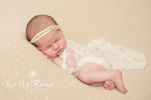 Baby Headband, Turban Gold Headband, Gold Baby Headband, Turban Headband, Infant Headbands, Baby Headband, Infant Headband, Newborn Headband
