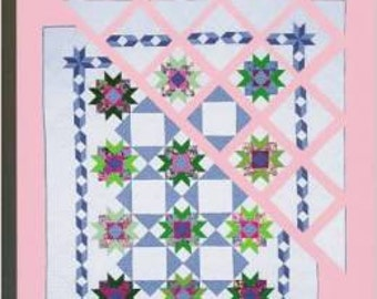 LAST CHANCE SALE - Traditional Quilts with Painless Borders - Quilt Patterns and Instructions with Easy Borders