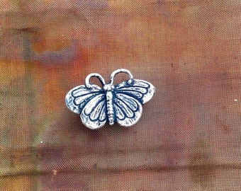 Green Girl Studios Large Butterfly Button