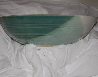 Very Large shallow Bowl