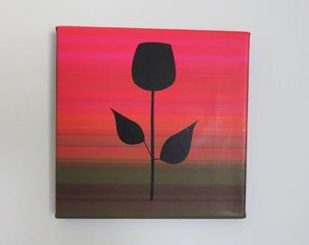 8x8 Stretch Canvas