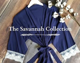 Savannah Robe Collection: Bridesmaid Robes