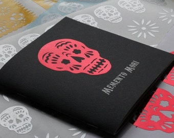 Memento Mori, artists' book