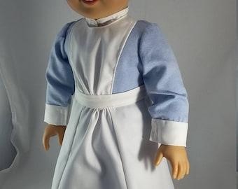 """18"""" doll clothes - WWI Nurses uniform"""