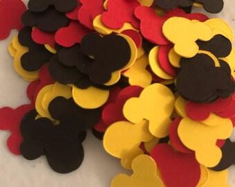 Mickey Mouse Confetti - 600 PC
