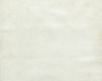 Shadow Play 513-W2 Off White Tonal, Maywood, 100% Cotton (By YARD)~