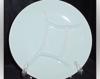 Naaman 5 Section Vintage White Serving Plate