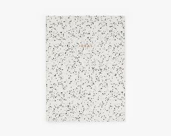 Stone Paper 'CURAVA MIDNIGHT' Notebook