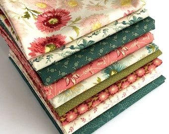 Sequoia Fat Quarter Bundle - 9pc - from Edyta Sitar, Fabric for Quilting