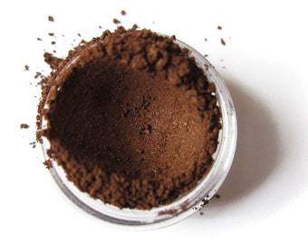 CHOCOLATE CAKE dark brown mineral eyeshadow 5g