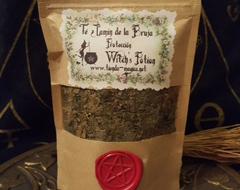 Magical Tea/Magic teas Witch Potion