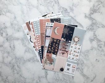 Happy Planner Weekly Sticker Kit - Galaxy