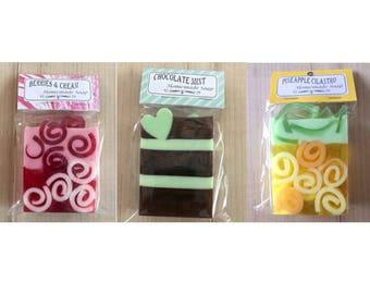 Multi pack: 3 soap bars
