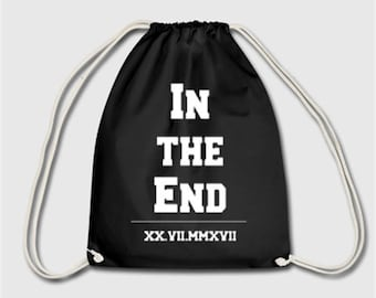 In the end sports bag bag backpack gift for Christmas, birthday or Easter