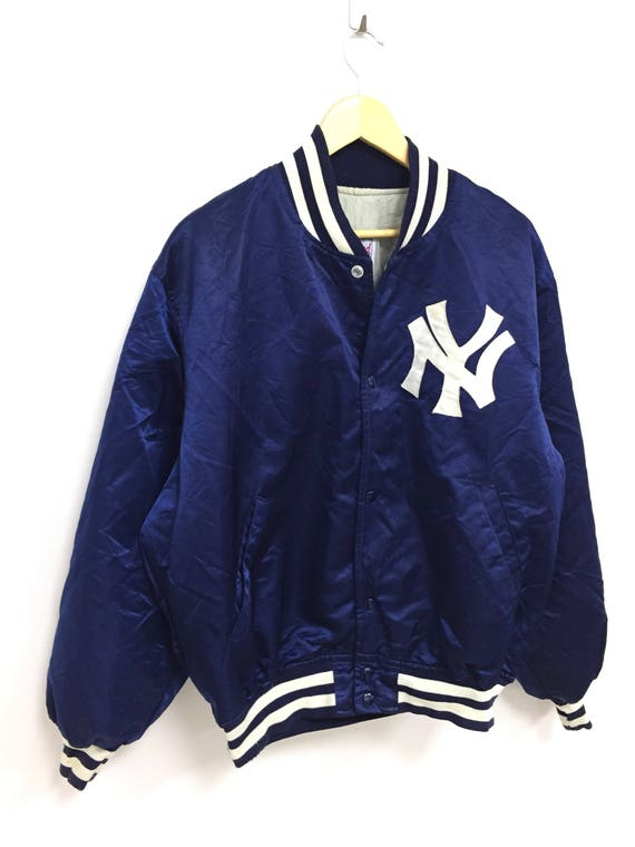 Varsity Vintage Rare Large Diamond Yankees Made Starter By Collection Size in Jacket Starter Logo Emblem York Usa New w0dTxqrHd