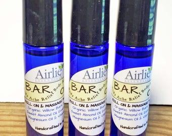 BODY ACHE RELIEF Essential Oil Roller