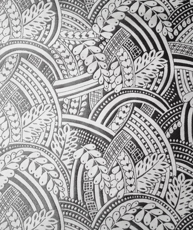 tissu art d co sirius th venon. Black Bedroom Furniture Sets. Home Design Ideas