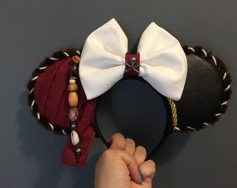 Pirate Themed Ears