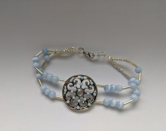 Touch the Sky Pendant Bracelet