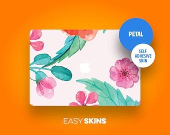 Petal Skin - MacBook Pro Skin | MacBook Air Sticker | MacBook Decal | Laptop Decal | Laptop Sticker | Easy Skins