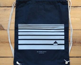 Backpack BIG TRAVELLERS Cotton sack #1