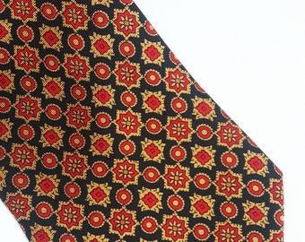 Vintage Marqueaux silk tie