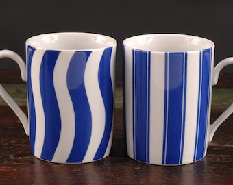 Wawel Striped Mugs, Poland