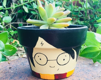 Harry Potter small 11cm plant pot