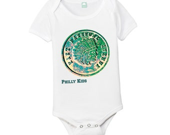 "East Passyunk Landmark in South Philadelphia baby item ""Philly Kids"""