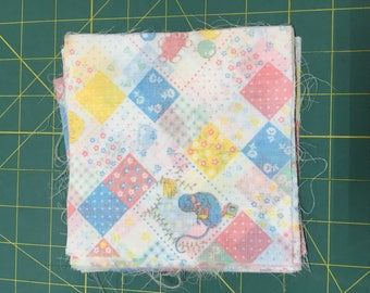 Baby Quilt Kit or Crib Quilt Kit