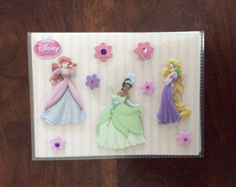 Beautifully Decorated Photo Album Cover -  Disney Princess