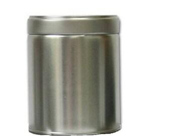 Wide Twist Top Tea Tin (2 Cup / 16oz) - 1 Pc