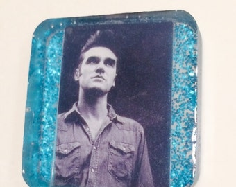 Morrissey Brooch, The Smiths, Moz Pin