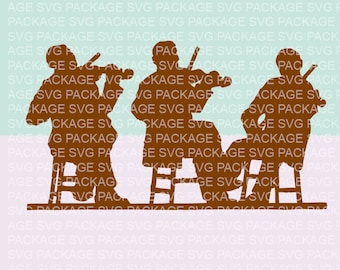 SVG Cutting File, Band svg, Music clipart, Violin SVG, sing, Band Clipart, Cutting file Silhouette, Music svg, Violin, svg bundle, music png