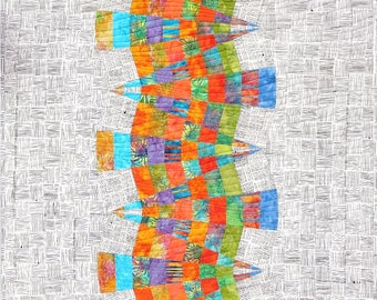 Out of the Box PDF Quilt Pattern