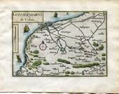 1634 Nicolas Tassin Antiq...