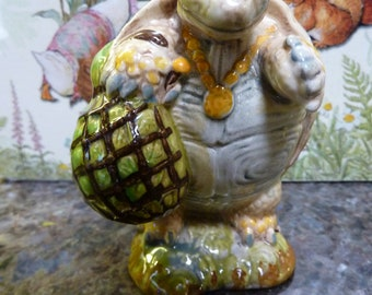 MR. ALDERMAN PTOLEMY 1989 Beatrix Potter Figurine Beswick  England