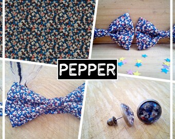 """Bowtie liberty """"PEPPER"""" collection"""