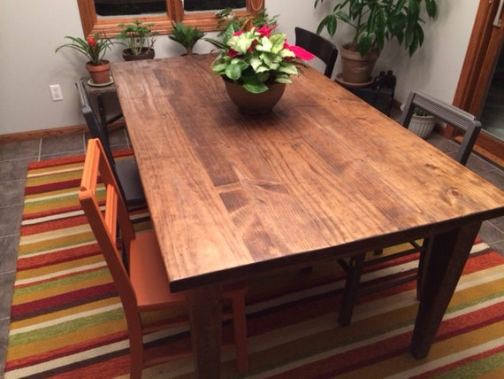 Lacquer Or Polyurethane For Kitchen Table