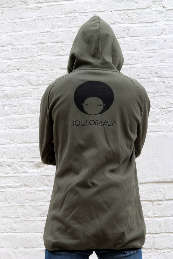 Soulorama - Afro Hoodie pxsME