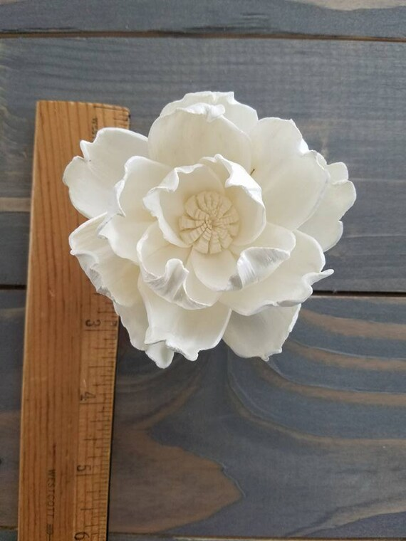 Sola Flower Magnolia, Wooden Magnolia, Loose Flowers, Sola Wood ...