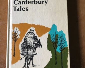 1948 A Selection From Chaucer's Canterbury Tales