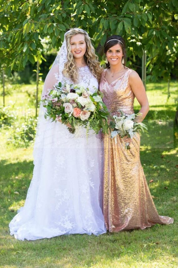 Sparkly Mother of the Bride Dresses