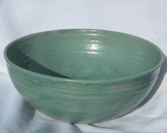 Bowl for Serving - Handmade pottery